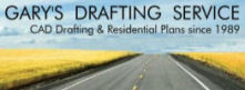 Gary's Drafting Service - House Plans